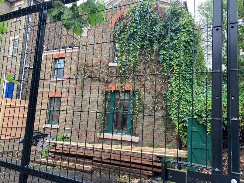 Historic Victorian Station Master's House Demolished